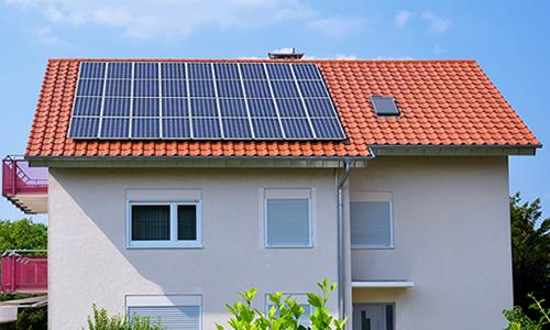 U201eDas Haus Haben Wir Als Kapitalanlage Für Unser Alter Gebaut. Wir Haben Bei  Der Planung Des Objektes Gleich Eine Solaranlage Mitgeplant.